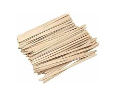More details for 1000 wooden stirrers - eco friendly - premium quality - box packed - made in eur