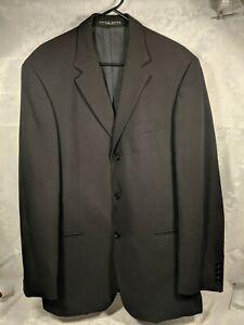 HUGO BOSS einstein/ sigma  Made In USA Suit Jacket / blazer black