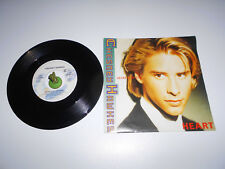 Chesney Hawkes - Secrets of the Heart  (1991) Vinyl 7` inch Single Vg +