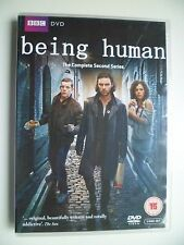 Being Human - Series 2 - Complete (DVD, 2010, 3-Disc Set)