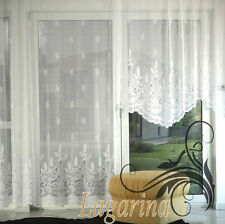 Jacquard Store - Gardine - hochwertige Fertiggardine - Modell »LAGARINA«