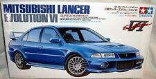 tamiya 1/24 1999 MITSUBISHI LANCER EVO VI SPORTS SEDAN