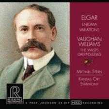 Enigma Variations von Kansas City Symphony,Michael Stern (2013)