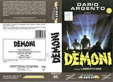 DEMONI (1989) VHS