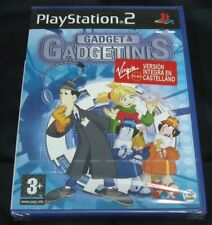GADGET AND GADGETINIS PS2 PRECINTADO NUEVO
