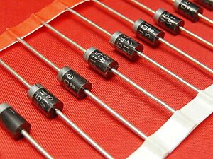 1N5408 3A 1000V IN5408 3AMP 1000V Rectifier Diode PACK of 10