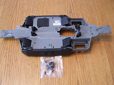 Traxxas 1/10 Brushless E-Revo Chassis Battery Doors Servo Guards Mounts / Summit