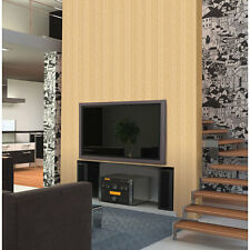 Tapete selbstklebend Holzstruktur hell Vinyltapete abwischbar ablösbar 50x100cm