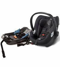 Cybex Aton Q Infant Car Seat, Black Beauty