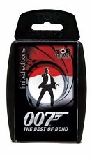 Top Trumps - 007 Best of Bond (James Bond) Limited Editions