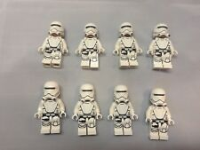 LEGO Star Wars Army 8 x First Order Flametrooper Mini Figures w/ tracking