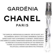 Les Exclusifs de Chanel Gardenia Eau de Parfum 12ml Travel Spray Perfume 0.40oz
