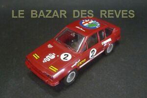 JOUEF FRANCE. ALFETTA GTV 2000.  (slot car)
