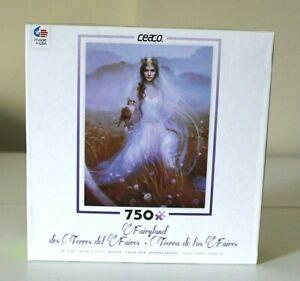 Ceaco Fairyland 750 Pc Puzzle