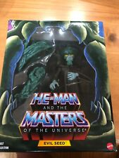 1 Masters of the universe Classics 2.0 Evil seed  New sealed