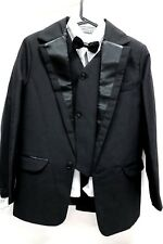 Gorgeous Collection Black Tuxedo Age 11s