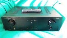 Marantz PM6010 OSE amp in black with remote control