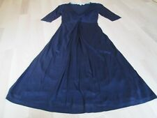 Boden Navy Blue Jersey Dorothy Dress 6R