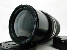 [Excellent++++] Tokina AF 100-300mm f/5.6-6.7 Lens for A-mount from Japan #1112