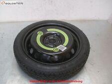 Notrad Ersatzrad Reserverad Continental T125/70 R19 100M 8K0601027 AUDI  A4 (8K2