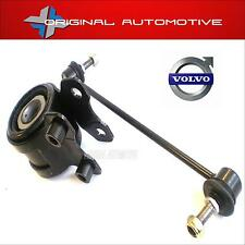 FITS VOLVO C30 2006> FRONT WISHBONE ARM BUSH & STABILISER LINK BAR