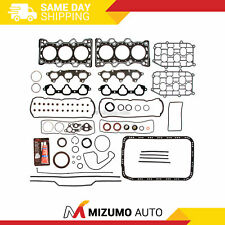 Full Gasket Set Fit 87-90 Acura Legend Sterling 827 V6 2.7L C27A1 SOHC 24V