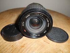 TOKINA MC AUTO ZOOM 1:3.5-4.5/28-70mm Lens(Minolta MD fit)