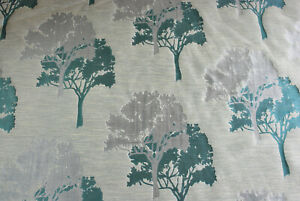 """""""Ultra"""" curtain fabric, Bill Beaumont Textiles, teal, sample only"""