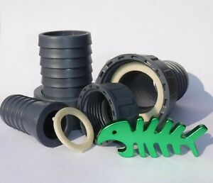 Hose Tail BSP female threaded hose tail various sizes