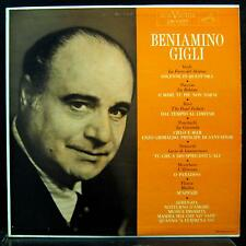 BENIAMINO GIGLI s/t LP Mint- LM 2337 Mono RCA SD USA 1s/1s Vinyl 1960 Record