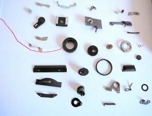 Yashica FR Film CAMERA USED Self Timer Lever, Accessory Shoe, Parts for repair