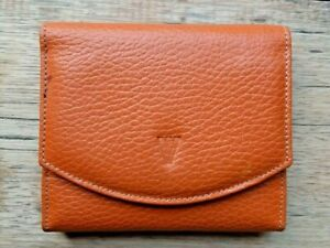 Leather Wallet - Made in Italy