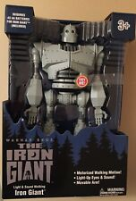The Iron Giant Light & Sound Walking Walmart Exclusive Warner Brothers