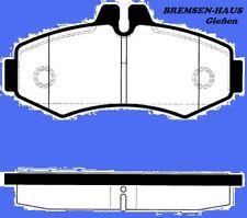 Bremsbeläge vorne Mercedes Vito + V (W638)  Bj 96-03 mit Bremssystem Bosch