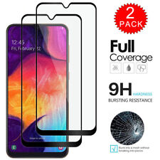 Для Samsung A50 A10e A70 A40 A30 A20 A10 A20e 9D закаленное стекло протектор экрана