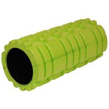 Tubi di schiuma verde per palestra, fitness e yoga