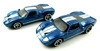 Lot of 2 1999 FORD GT-40 Hot Wheels Mint