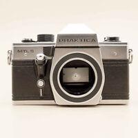 Praktica MTL5 Film Camera Body for M42 Lenses  Tested/100%  Excellent Condition!