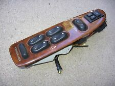 EXPEDITION NAVIGATOR DRIVERS SIDE MASTER SWITCHES WOODGRAIN FINISH SEAT SET