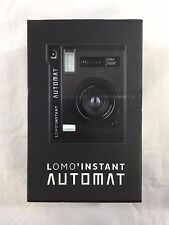 Lomography Lomo'Instant Automat Instant Camera, Playa Jardin Black *NEW