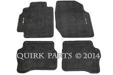 2005-2006 Nissan Sentra NISMO | Charcoal Floor Mats Set of 4 OEM NEW Genuine