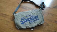 Superdry Canvas Messenger/Shoulder Bags for Men