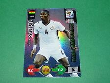 PANTSIL GHANA  PANINI FOOTBALL FIFA WORLD CUP 2010 CARD ADRENALYN XL
