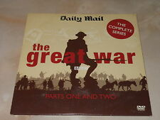 Daily Mail DVD - BBC - The Great War - Parts One and Two