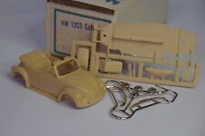 KIT A MONTER PROVENCE MOULAGE VW VOLKSWAGEN 1303 CABRIOLET 1/43