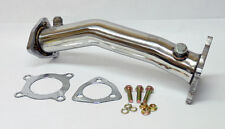 "Audi A4 06-08 2.0L B7 2.5"" Turbo Test Pipe Decat Catless Racing Exhaust"