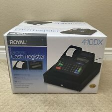 Royal 410dx Electronic Cash Register Brand New Free Shipping In Hand