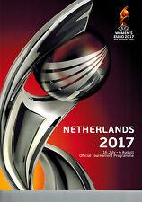 Frauenfußball EM Netherlands 2017 Stadionheft