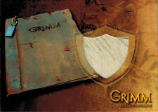 Grimm 2013 Prop Card GRP-12 Blutbad Page
