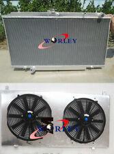 Radiator&Shroud&Fan for NISSAN PATROL GU Y61 2.8TDI RD28/3.0D ZD30 CR 97-13 MT